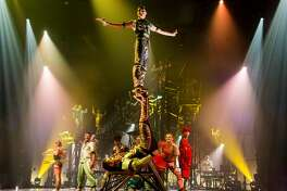 A 60-minute Cirque du Soleil special will be available online Friday, Apirl 3, 2020.