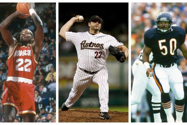 Clyde Drexler (Sterling High School), Roger Clemens (Spring Woods High School) and Mike Singletary (Worthing High School) represent some of the best professional athletes to ever come out of Houston area high schools.