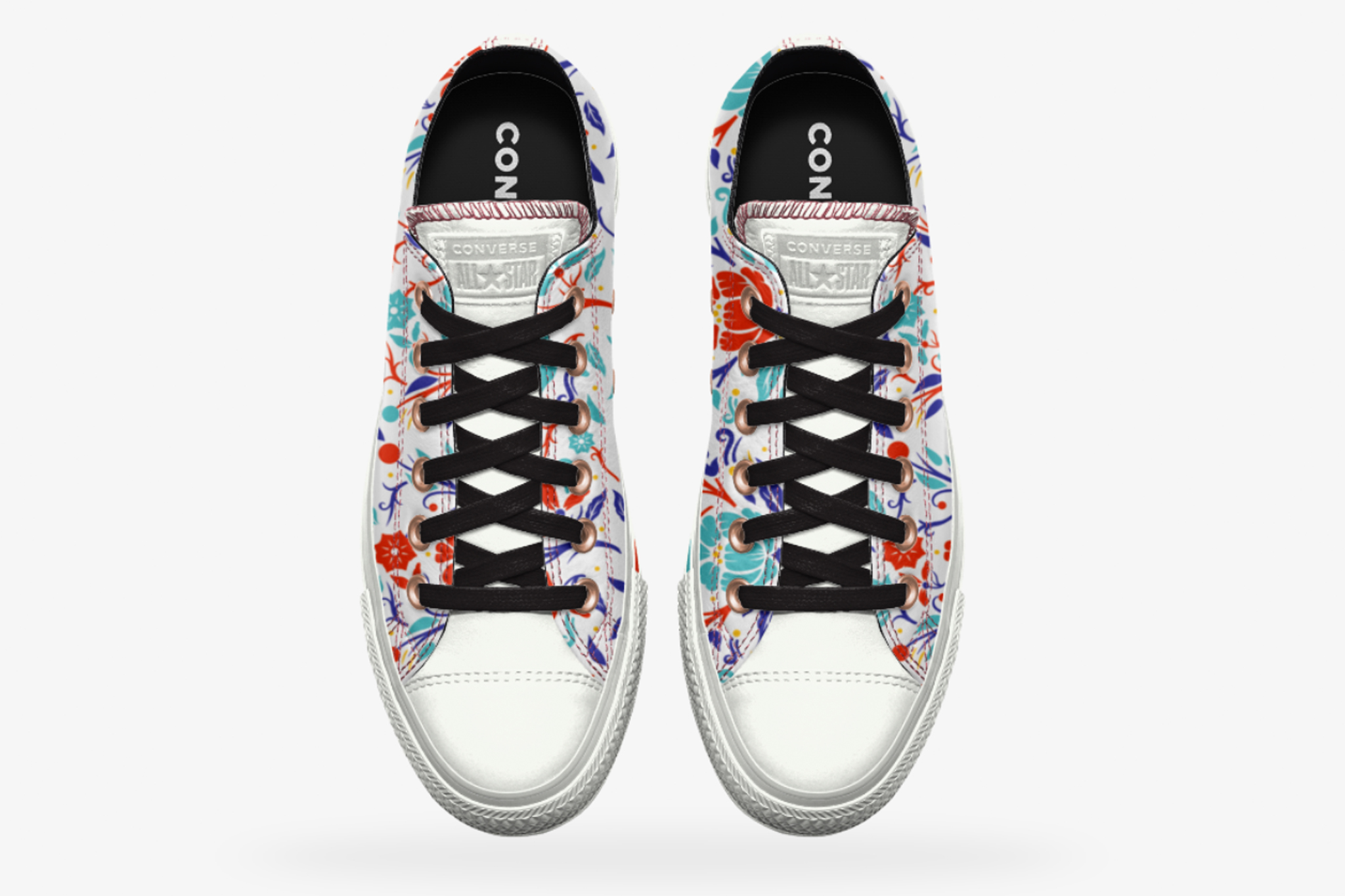 Help: I've spent all day customizing shoes at the Converse ...