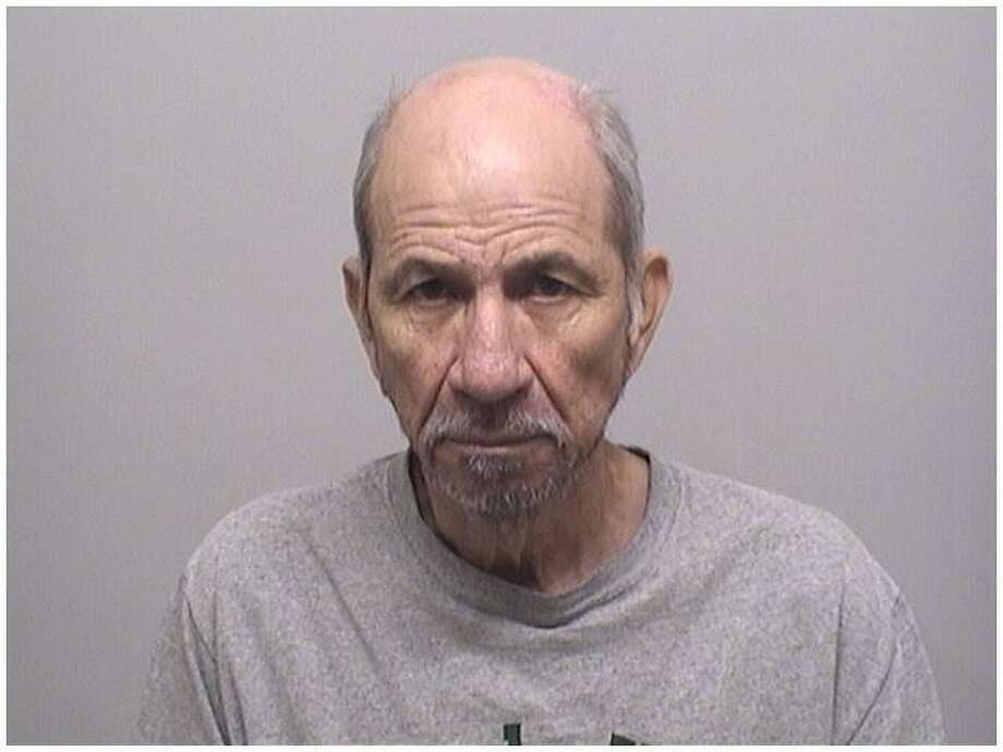 Arnuldo Sical, 64, of Stamford, was charged with beating up his female roommate after she told him she was going to tell his wife about Sical's drinking. Photo: Stamford Police Department / Contributed