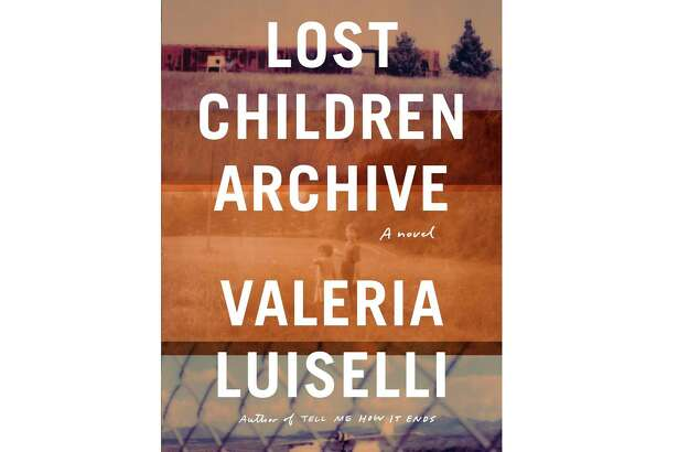 """This cover image released by Knopf shows """"Lost Children Archive,"""" a novel by Valeria Luiselli. The book tells the story of young immigrants separated from their families. (Knopf via AP)"""