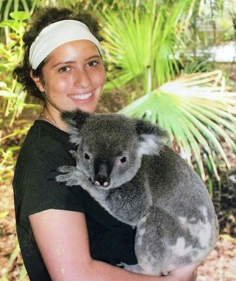 Chester resident Lana Bargnesi's wish to visit Australia was granted by Make-A-Wish Connecticut. Photo: Contributed Photo