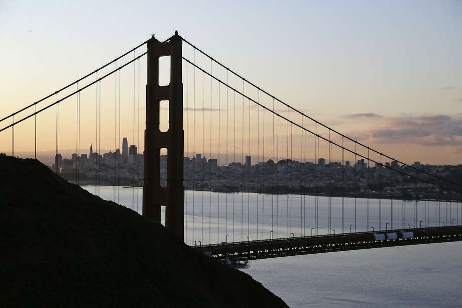 Toll prices to cross the Golden Gate Bridge will rise on July 1st. Photo: Eric Risberg, Associated Press