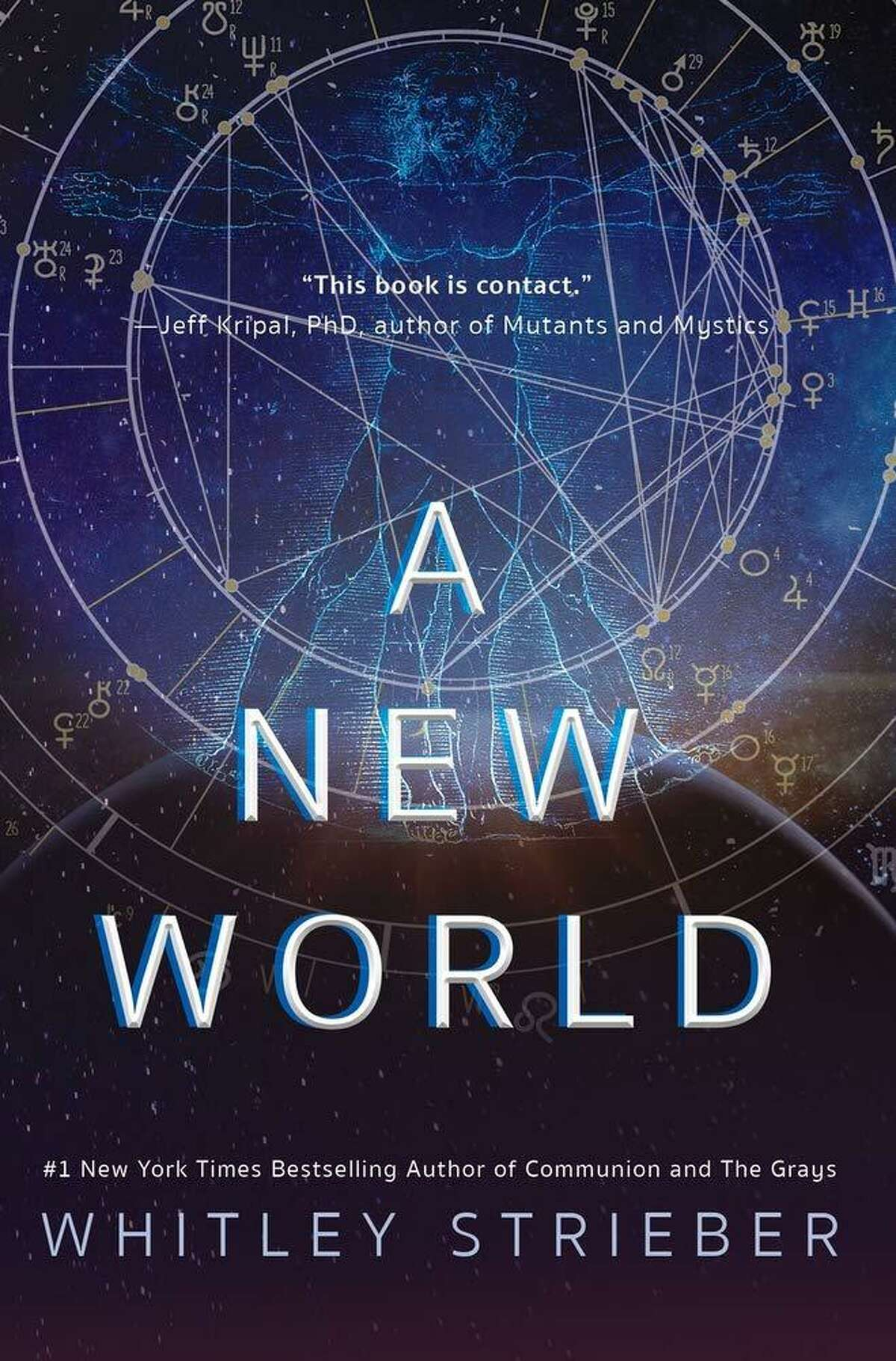 """""""A New World"""" by Whitley Strieber"""