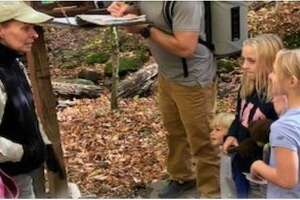 In normal times hikers gather around trail registers in popular outdoor spots like the Adirondack or Catskill high peaks.