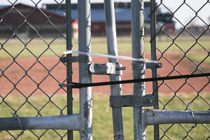 High school baseball and soccer fields around the Thumb sit idle during the school closure caused by the COVID-19 pandemic. On Friday, the Michigan High School Athletic Association announced the cancellation of the remainder of the winter and spring high school sports seasons.