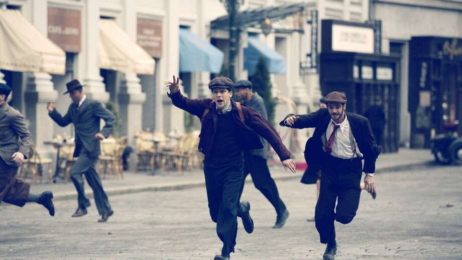"""""""Resistance"""" tells the story of Marcel Marceau and his role in France's resistance efforts against the Nazis during World War II. Photo: Pantaleon Films/ Contributed Photo"""