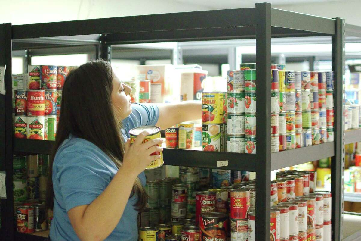 The novel coronavirus pandemic has forced Sarah's House Executive Director Brittney Garza to rethink food preparation and service to residents. The facility for homeless women and children is urgently seeking donations from the community after its normal flow of springtime contributions was disrupted by the pandemic's effects on grocery store supplies and fund-raising efforts.