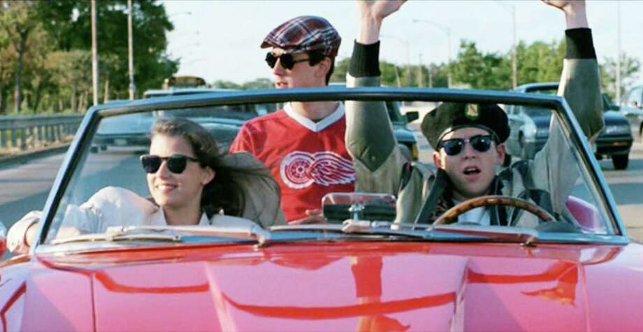 """The 1986 John Hughes classic """"Ferris Bueller's Day Off"""" is a feel good film. Photo: Contributed Photo / Connecticut Post Contributed"""