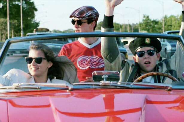"The 1986 John Hughes classic ""Ferris Bueller's Day Off"" is a feel good film."