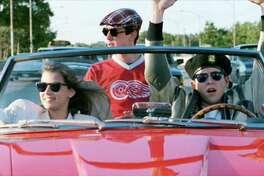 "The 1986 John Hughes classic ""Ferris Bueller's Day Off"" is a feel good film."
