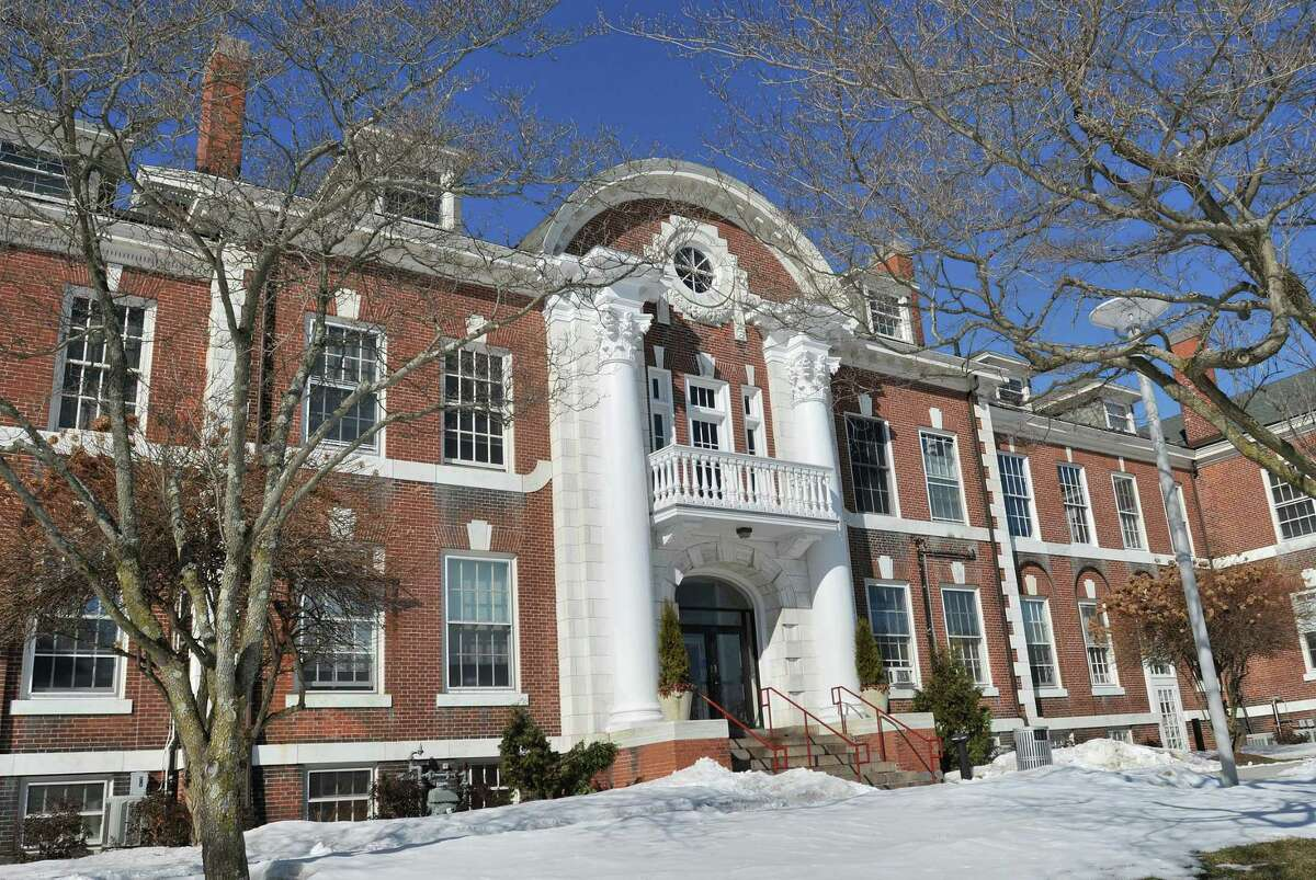 The University of New Haven's Maxcy Hall.