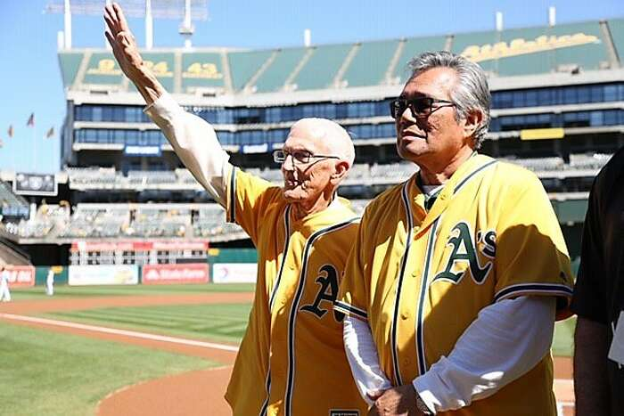 Harold Miller, who worked at the Coliseum starting in 1966, died this week at the age of 90.