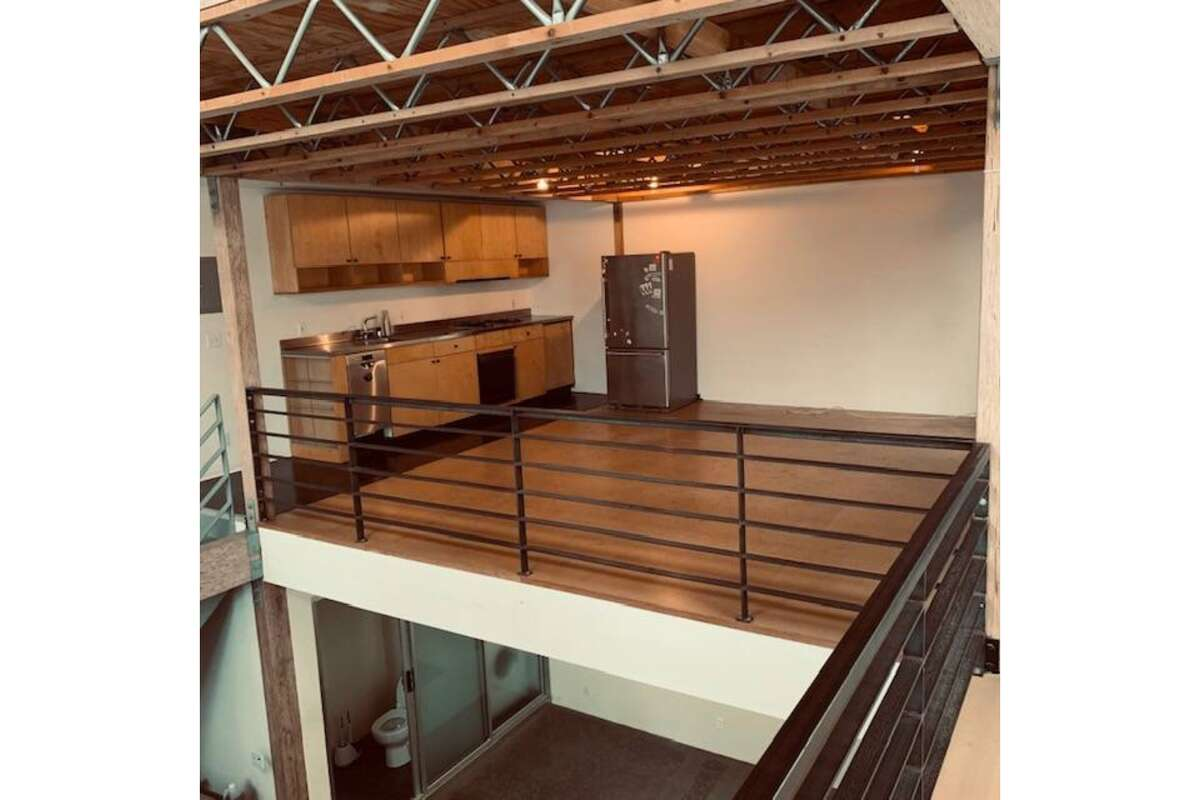 3 Level Artist Loft Designed By Stanley Saitowitz Guess The Rent In San Francisco