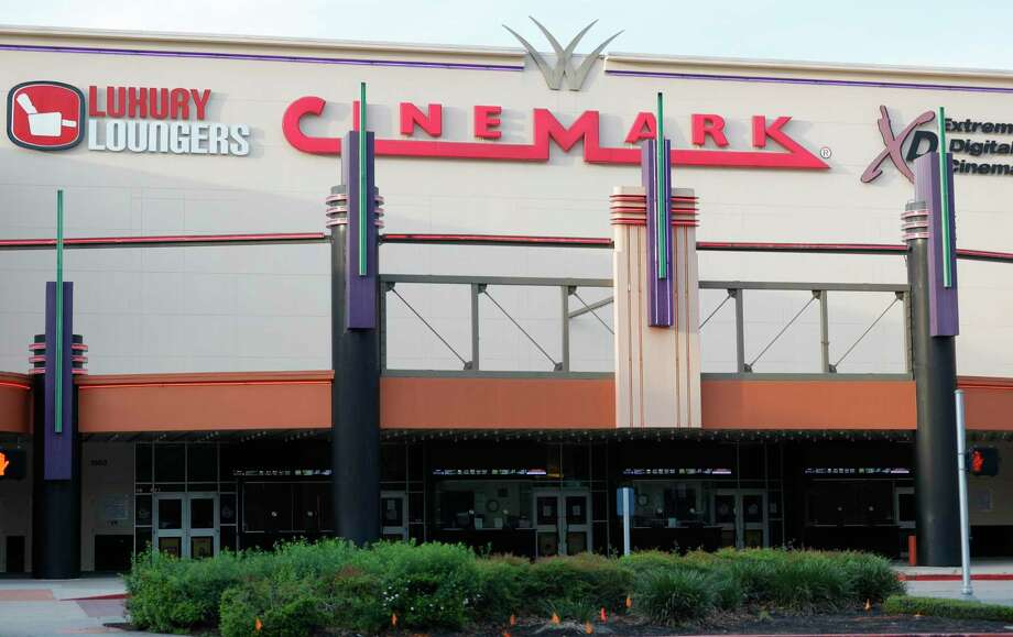 Texas-based movie theater chain Cinemark is pulling out of Connecticut — at least temporarily — because of the economic impact of  the coronavirus pandemic, and is laying off 295 people. Photo: File / 2020 © Houston Chronicle