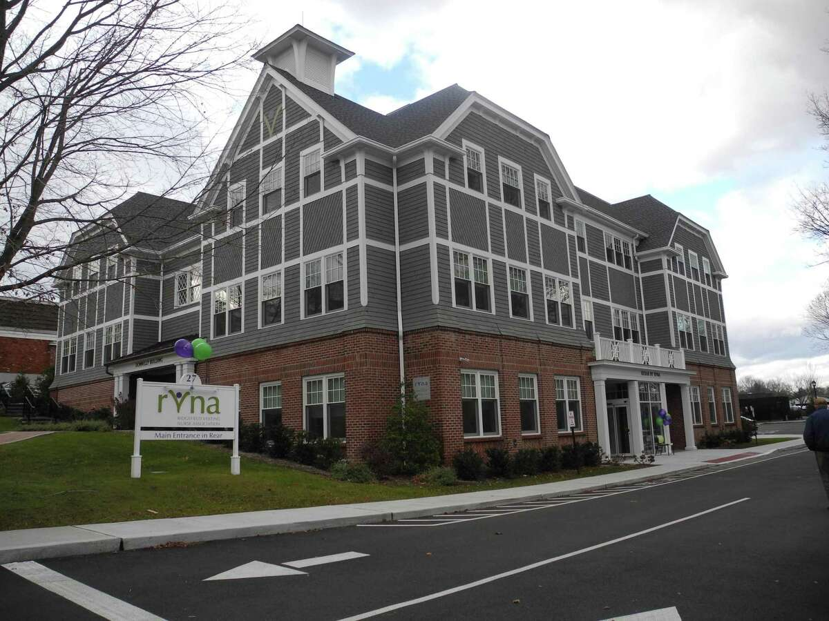 RVNAhealth serves 28 Connecticut towns from its headquarters on Governor Street in Ridgefield.