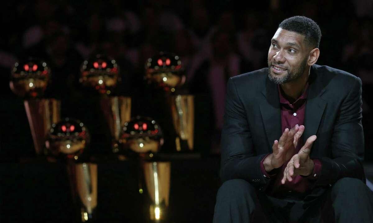 Black Restaurant Week San Antonio will get an assist from Spurs legend Tim Duncan this year.