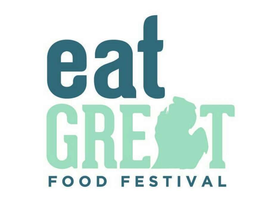 The Eat Great Food Festival will take place on July 12 and 13 in downtown Bay City, in partnership with Rockin' the River. (Logo provided)