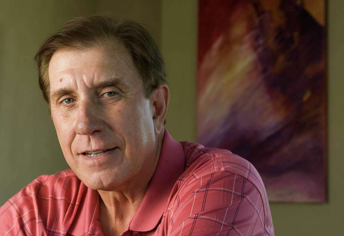 Former Rockets player and coach Rudy Tomjanovich was named to the Naismith Basketball Hall of Fame on Saturday.