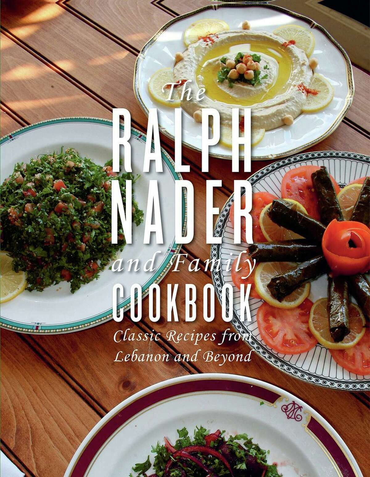 """""""The Ralph Nader and Family Cookbook"""" features classic recipes from Lebanon and beyond. It's filled with healthy recipes inspired by Nader's upbringing in Connecticut. The political activist and consumer advocate is also known for other books, plus his podcast and radio broadcast, """"The Ralph Nader Radio Hour."""""""