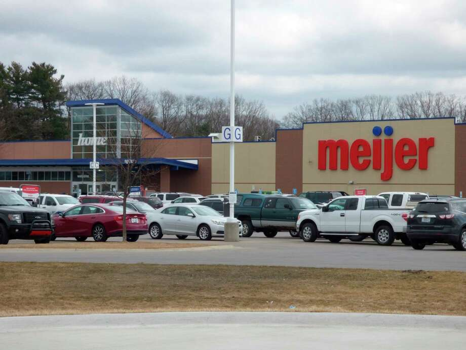 Meijer announced on Saturday that it is asking its customers to limit the number of shoppers who come to the store on each trip. (File photo)