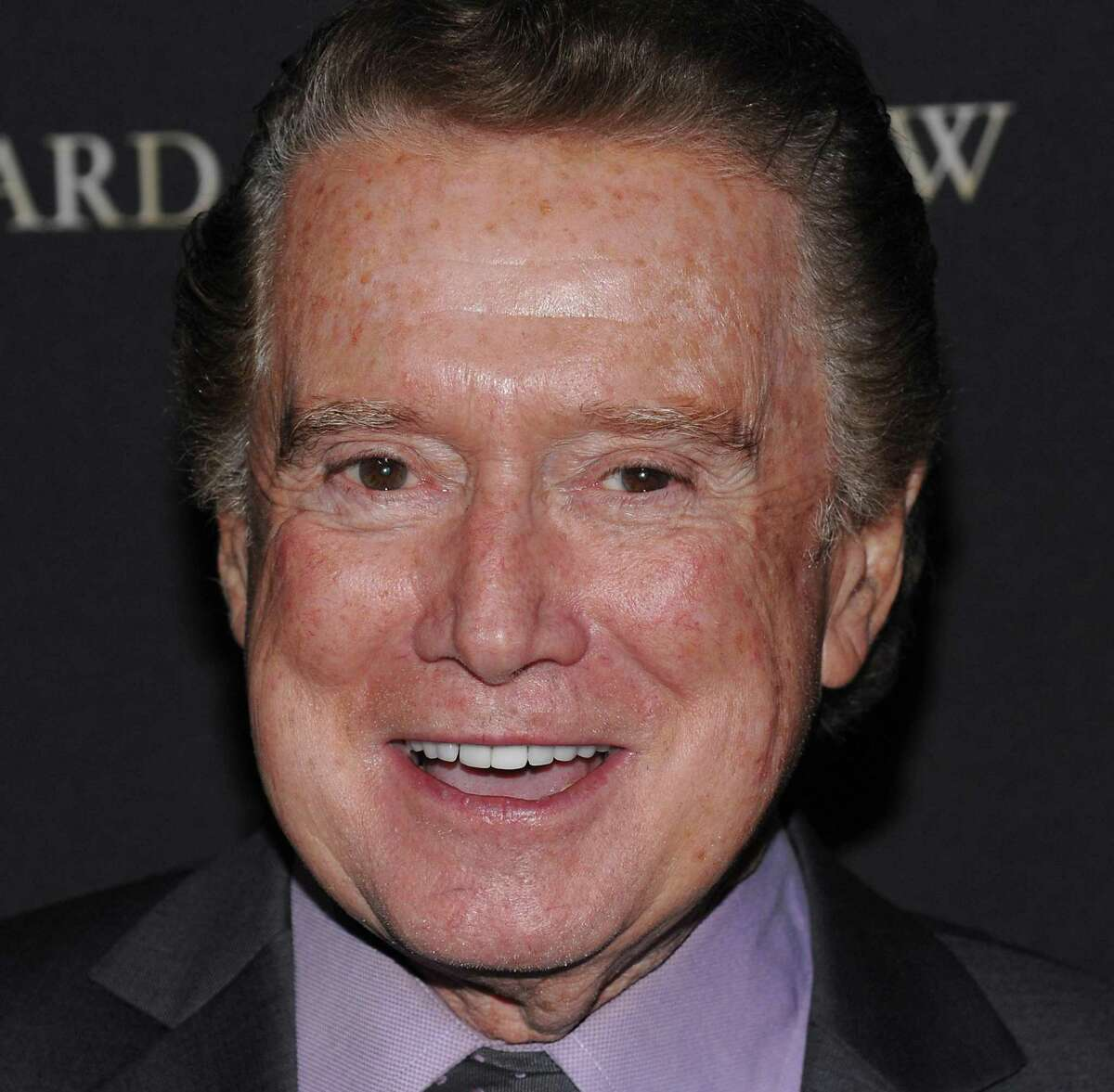 In this Jan. 14, 2009 file photo, Regis Philbin attends the 2008 National Board of Review of Motion Pictures awards gala in New York.