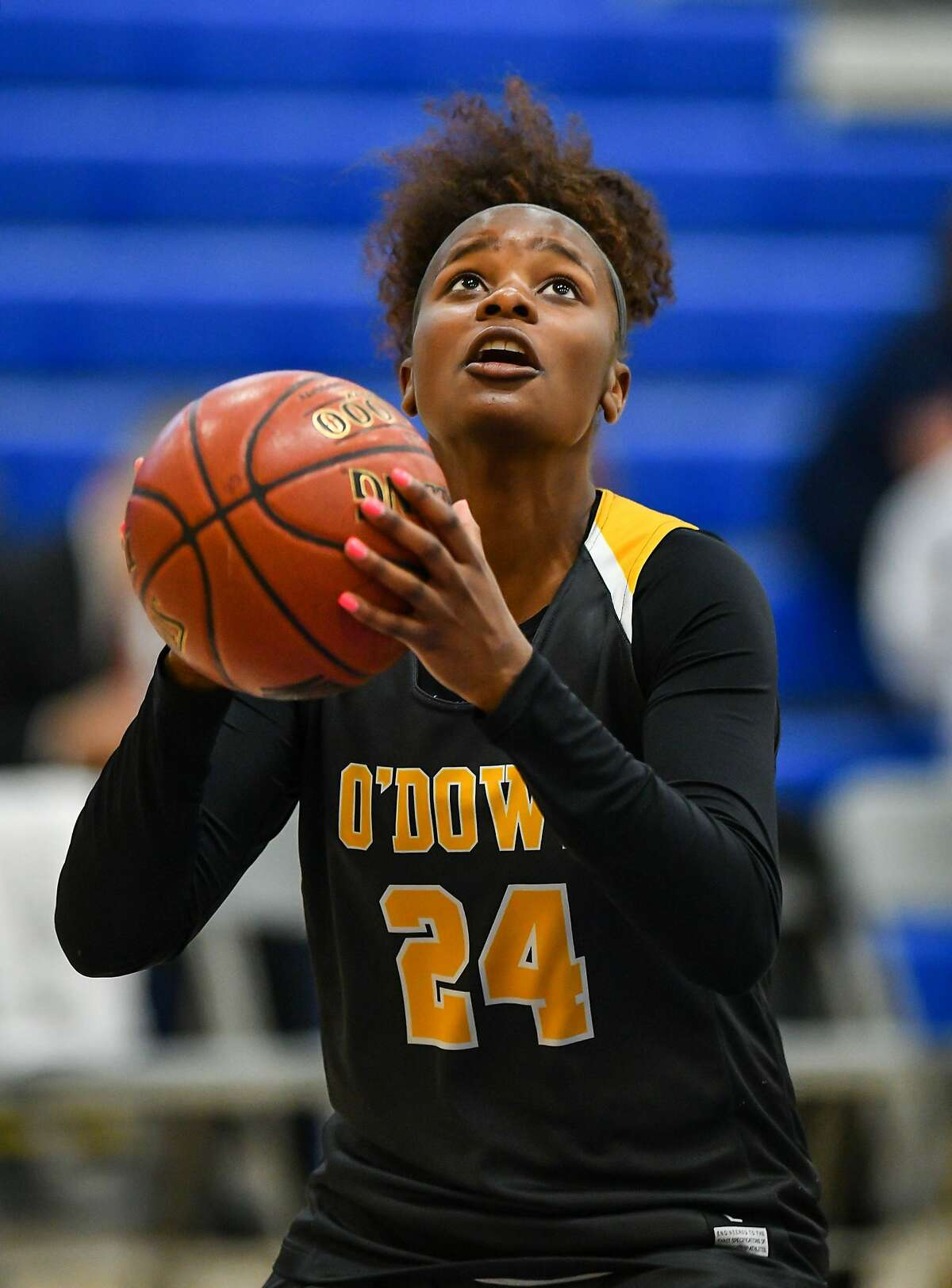 Kennedy Johnson of Bishop O'Dowd-Oakland is The Chronicle's East Bay Regional Girls Player of the Year.