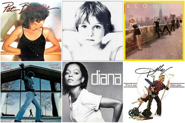 These classic albums were all released in 1980.