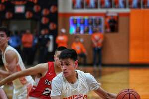Junior guard Carlos Puerto averaged 7.2 points per game for United this past season.