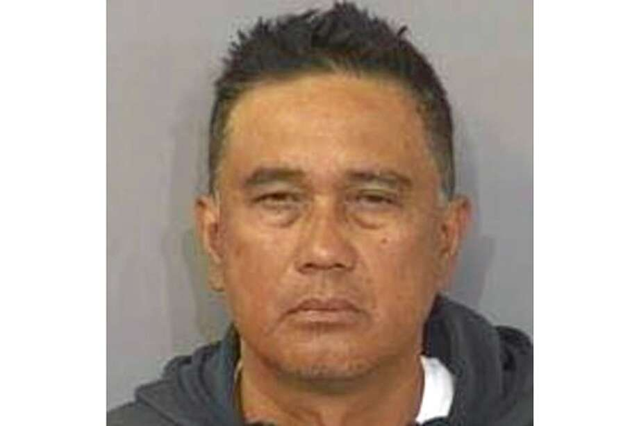 Bay Area tennis coach Normandie Burgos was convicted in May 2019 of 60 counts of child molestation, Burgos, 56, is now serving a 255-year prison sentence. Photo: Richmond Police Department