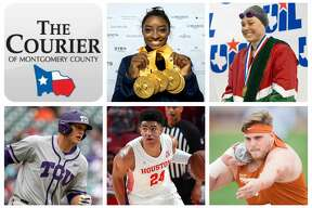 Simone Biles, Lucie Nordmann, Tripp Piperi, Luken Baker and Quentin Grimes are the top five seeds in Region I of the Greatest Athletes of Montgomery County bracket.