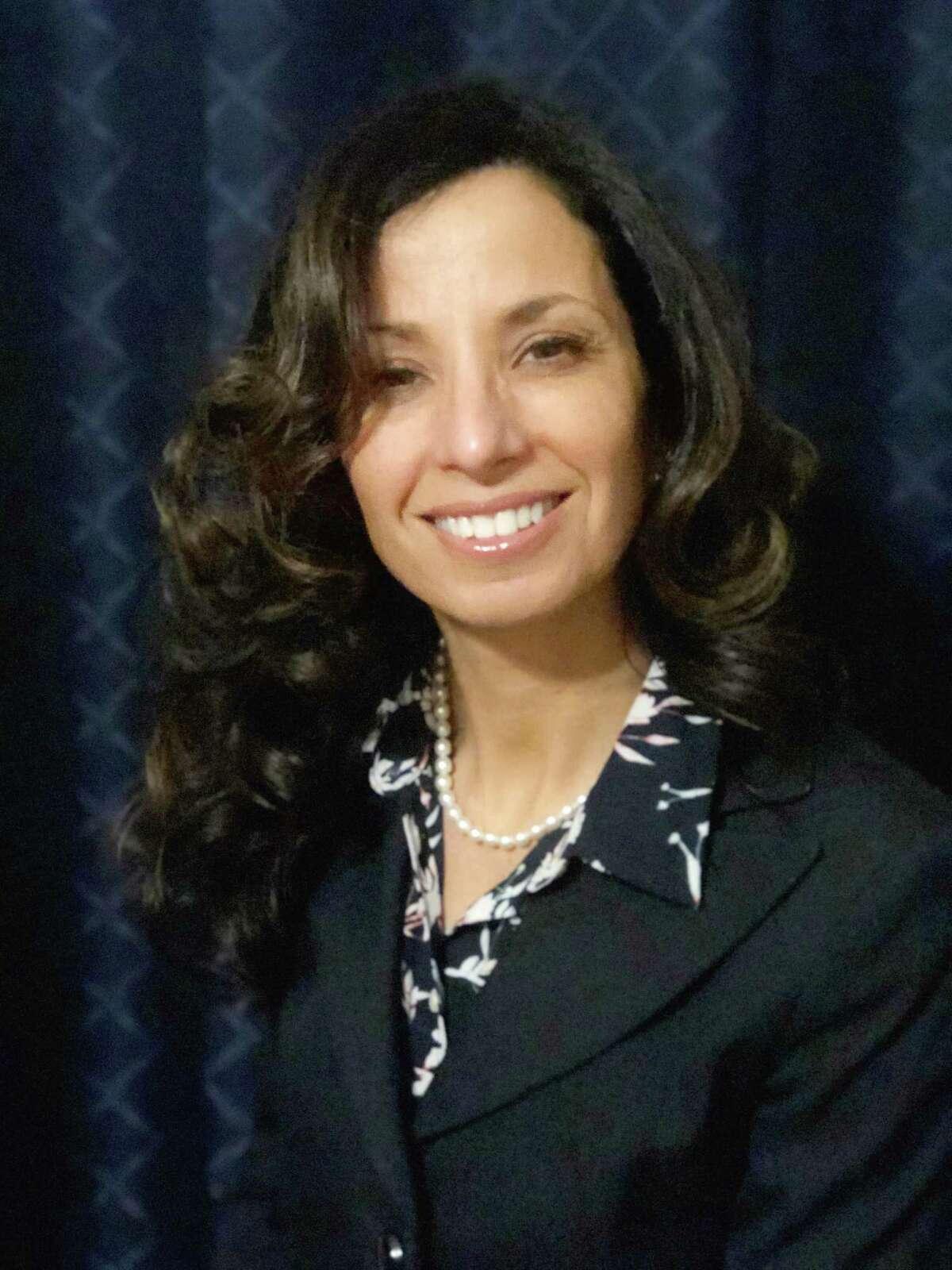 Ridgefield's new Superintendent of Schools, Susie DaSilva, began her tenure in April 2020, the times of coronavirus.