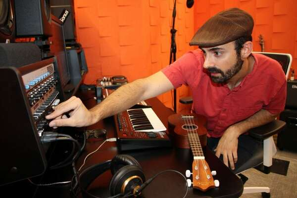 AndyRoo is the children's music persona of Andrew Karnavas.