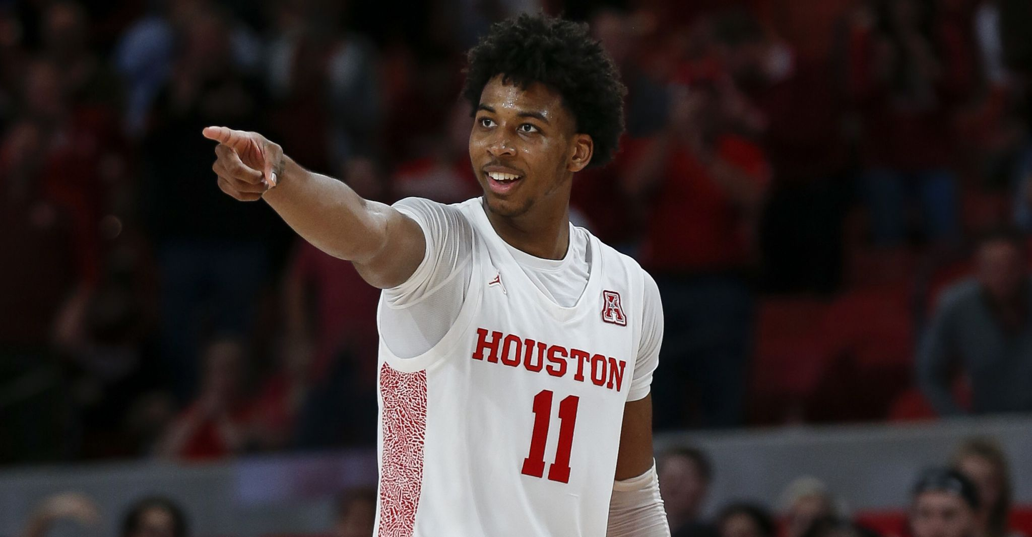 Former UH star Nate Hinton plans to sign with Mavericks -  HoustonChronicle.com