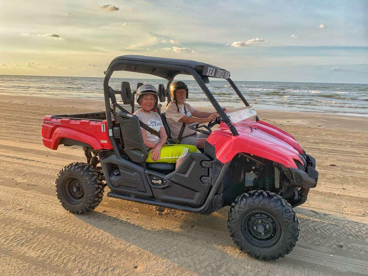 Last year, patrols along the upper Texas coast yielded 13 nests in the Galveston-Bolivar area.