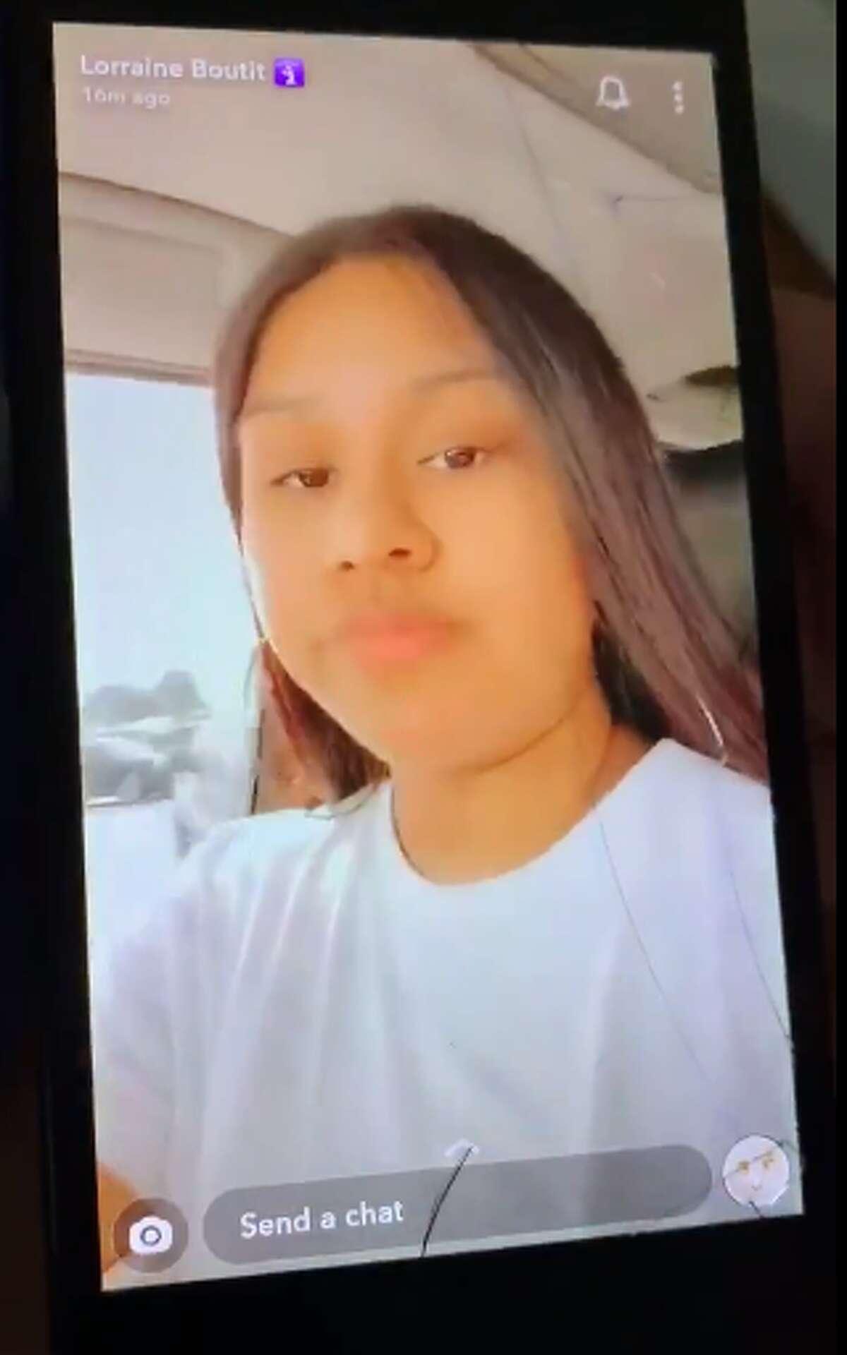 The Carrollton Police Department said Lorraine Maradiaga, 18, was