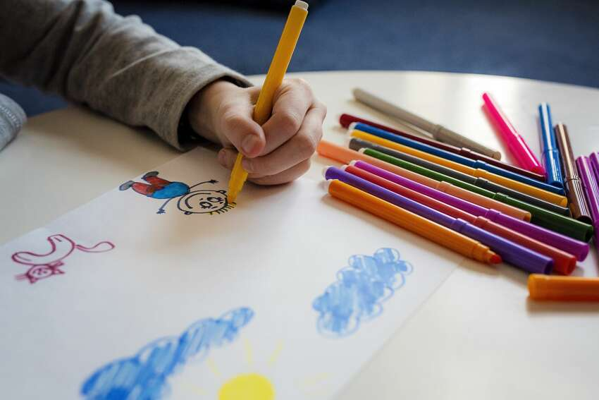 Send in your children's masterpieces.