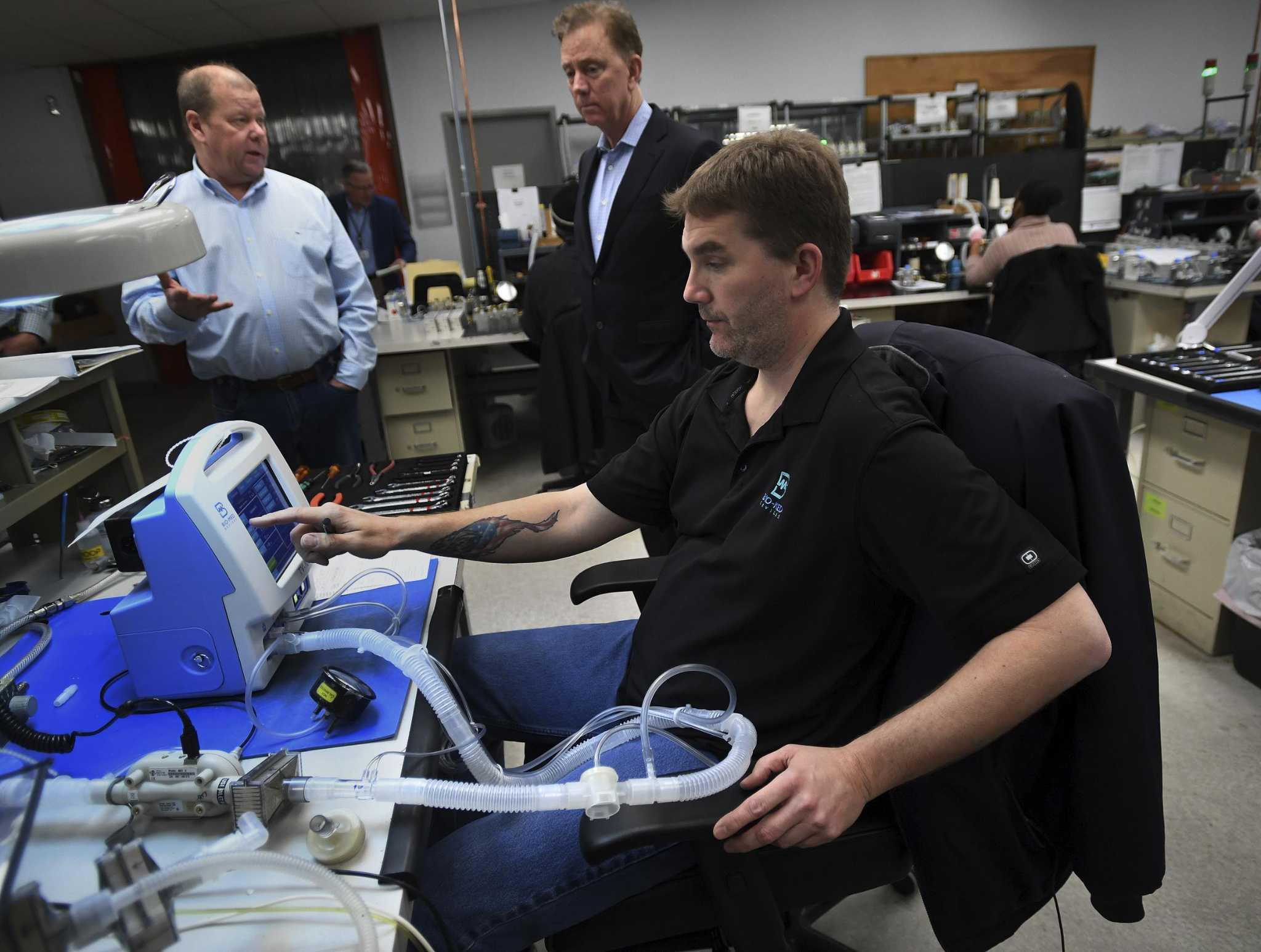 Xerox, <b>startup</b> team up to mass-produce 1M ventilators