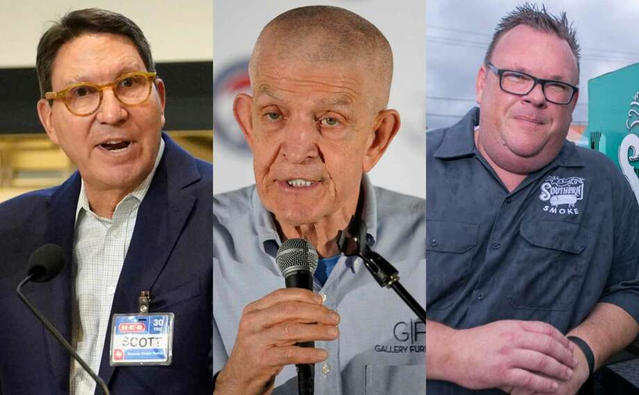 PHOTOS: Houston's heroes of the coronavirus pandemicFrom furniture store owners to prized chefs to grocery store presidents, these people are helping make Houston a better place amid the outbreak. >>>See more for Houston's heroes during the coronvirus pandemic... Photo: Title Slide