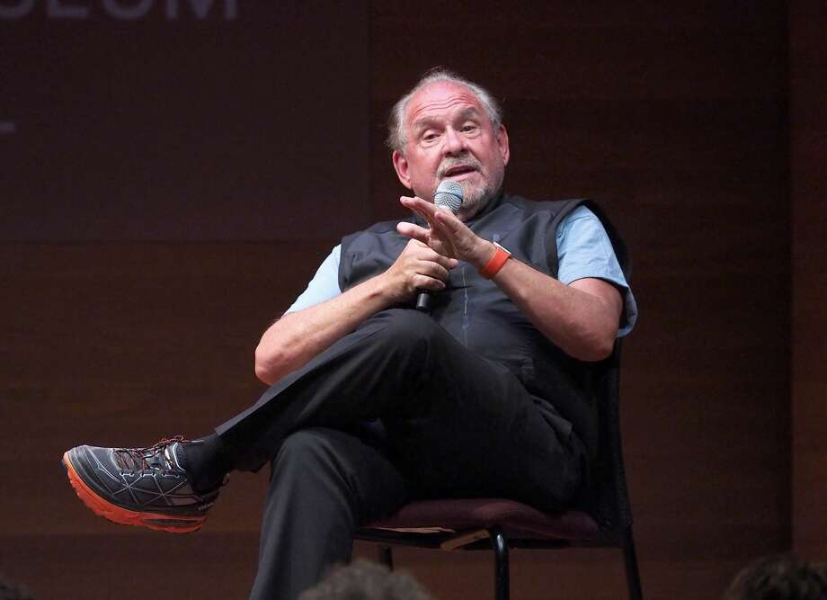 """Larry Brilliant speaks onstage at the HBO Documentary """"Open Your Eyes"""" Special Screening At The Rubin Museum at Rubin Museum of Art on July 13, 2016 in New York City. Photo: Paul Zimmerman/Getty Images For HBO / 2016 Getty Images"""