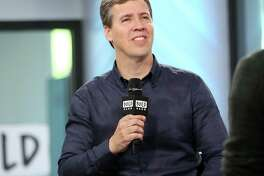 "Jeff Kinney, author of the ""Diary Of A Wimpy Kid"" series"