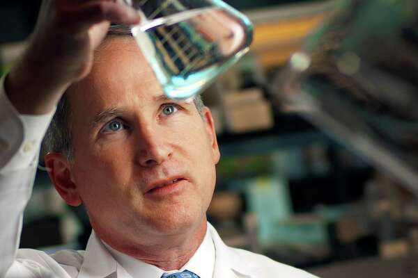 Dr. Charles Fuchs, director of the Yale Cancer Center