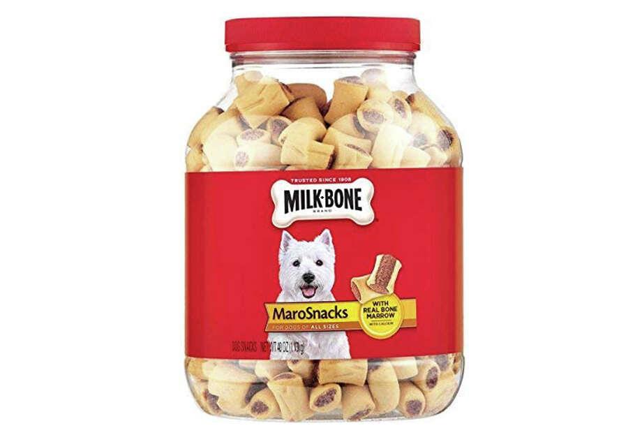 Milk-Bone Marosnacks Dog Snacks, $7.99 Photo: Amazon