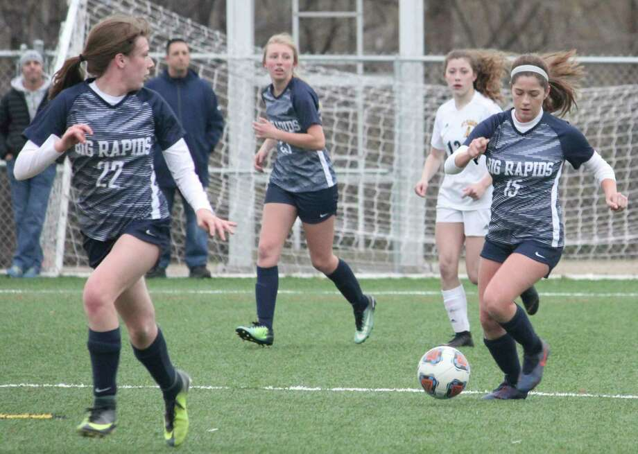Soccer and other spring sports will not have a season, the MHSAA announced on Friday. (Pioneer file photo)