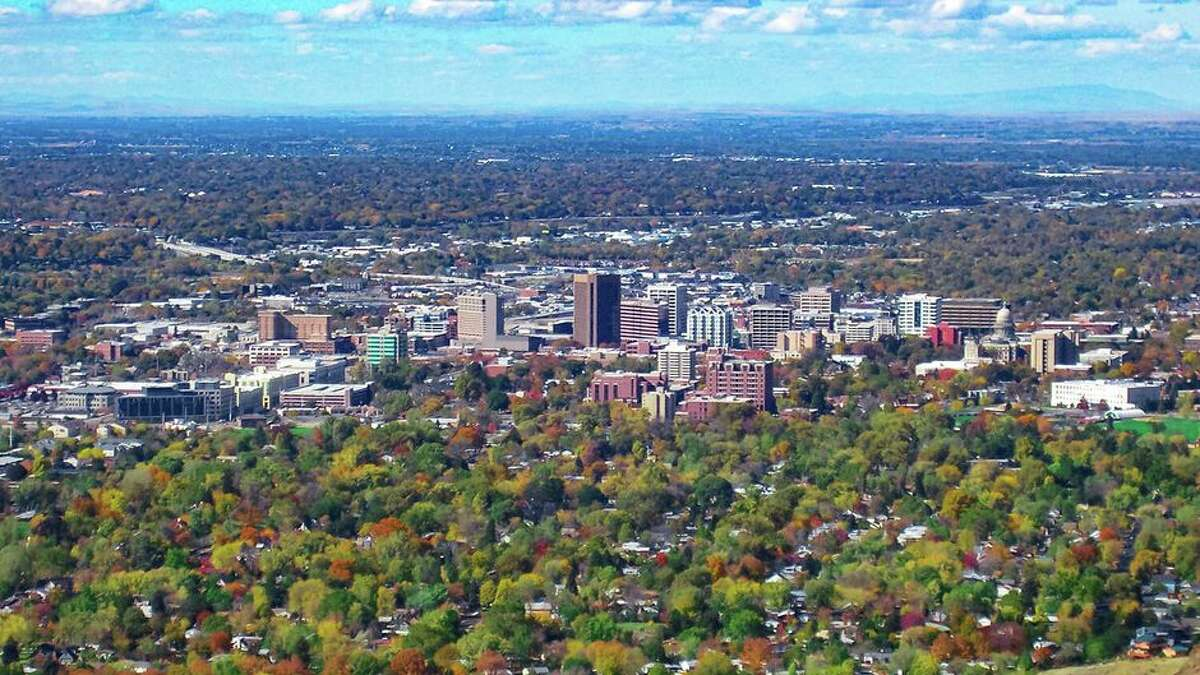 Population: 616,5613Typical home value: $334,965 According to the analysis, home values in Boise increased 11.8% compared to last year. Over the next year, they are expected to grow 5.6%. Homes are also selling quickly in the city, going under contract in just five days, the report said.