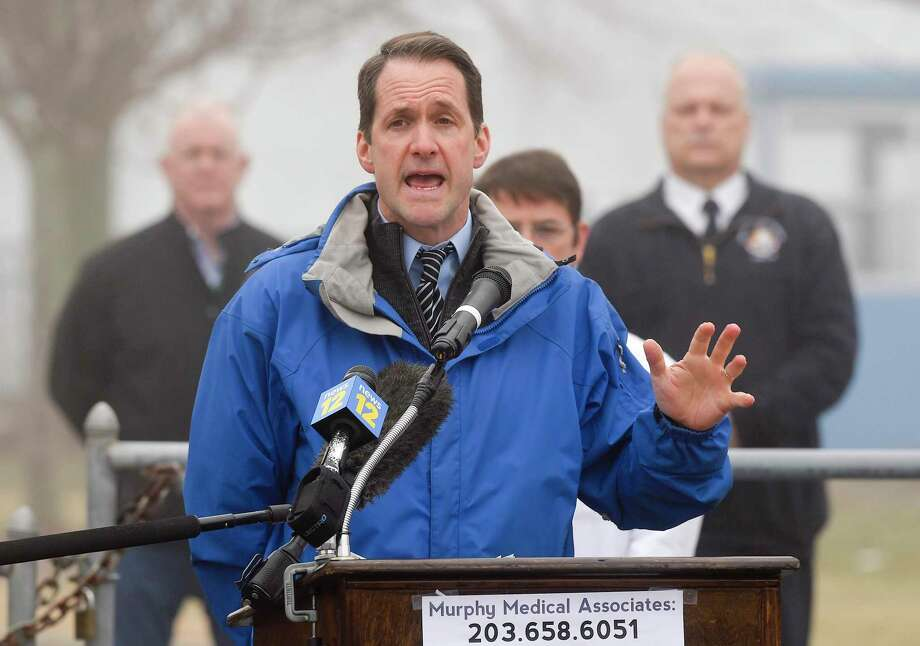 U.S. Jim Himes Photo: Matthew Brown / Hearst Connecticut Media / Stamford Advocate