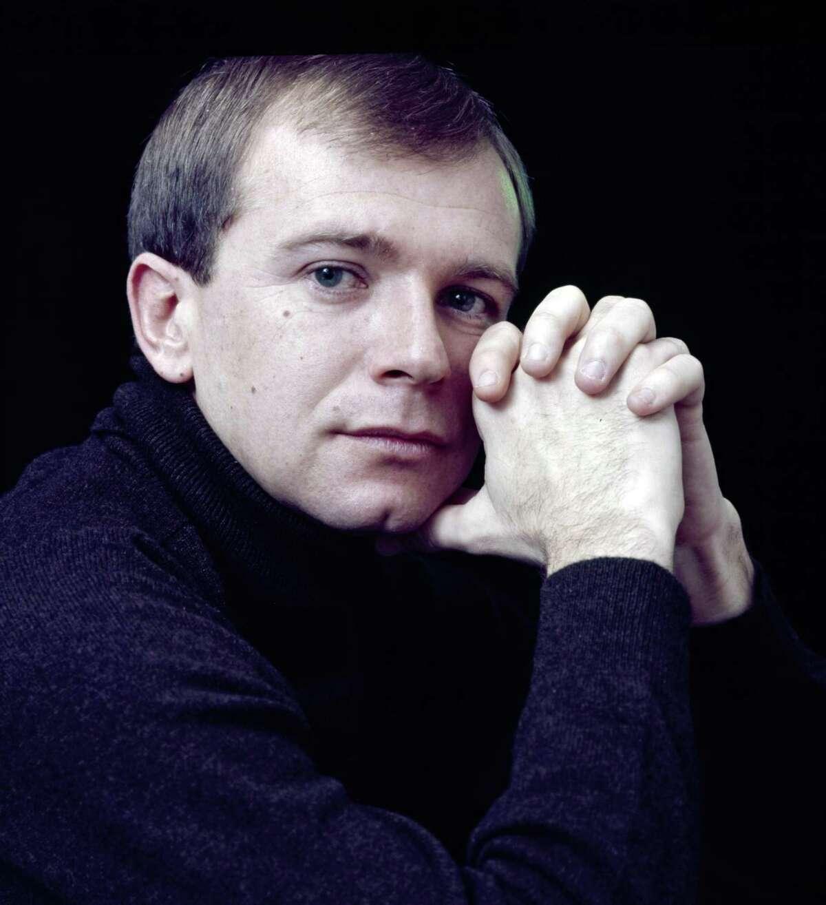 Tony award-winning playwright Terrence McNally photographed in 1974.