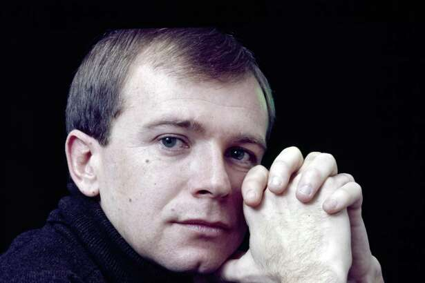 Tony award-winning playwright Terrence McNally photographed in 1974.