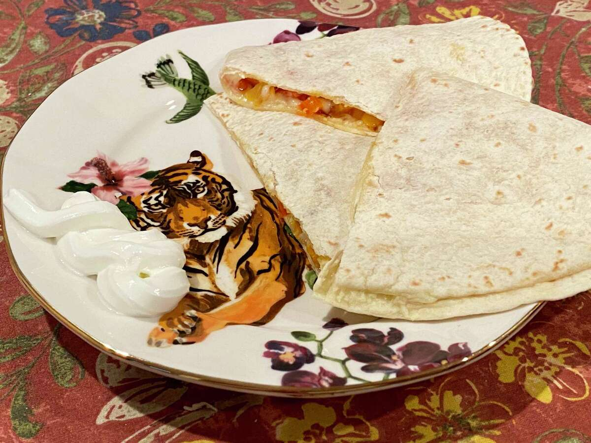 Quesadillas are an easy to customize dish.