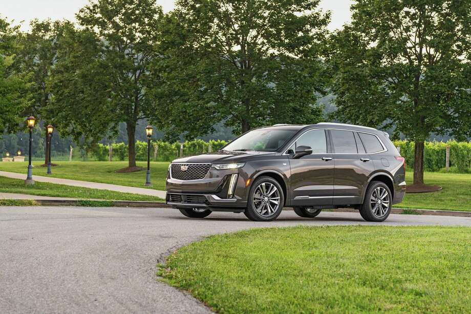 The XT6's fuel economy is rated at 17 mpg city, 24 highway, using regular unleaded gasoline. Photo: Cadillac Media / Contributed Photo / / JESSICA LYNN WALKER